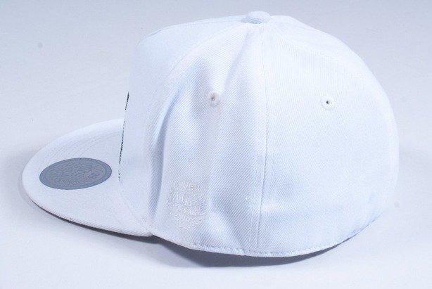 MASS CZAPKA FULLCAP PLOW WHITE