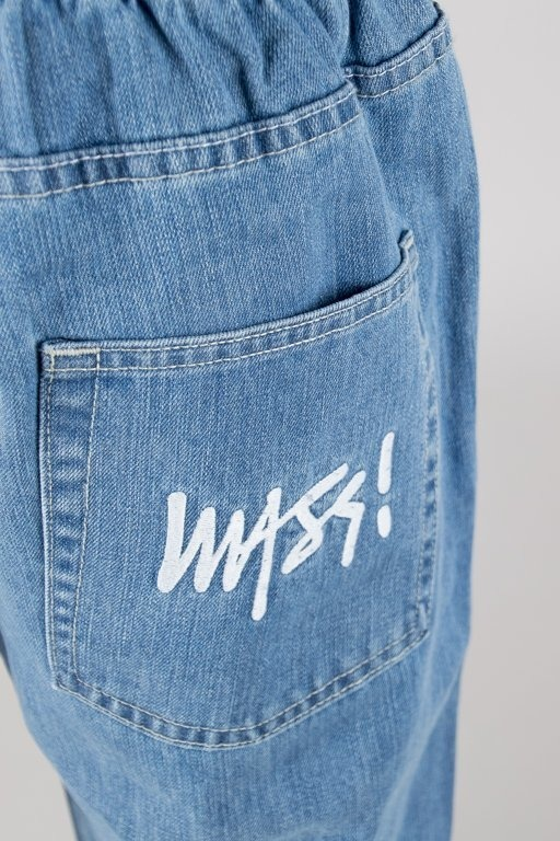 MASS JEANS JOGGER SIGNATURE LIGHT