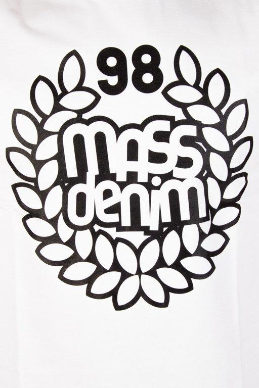 MASS T-SHIRT BASE WHITE