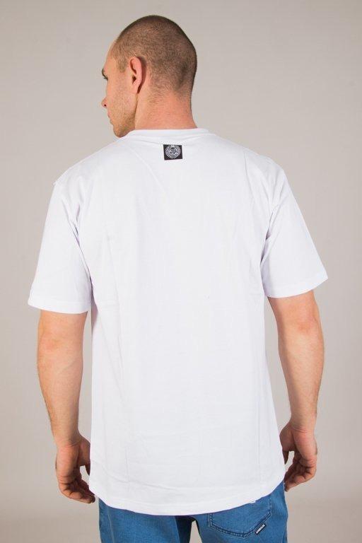 MASS T-SHIRT DISRUPTION WHITE