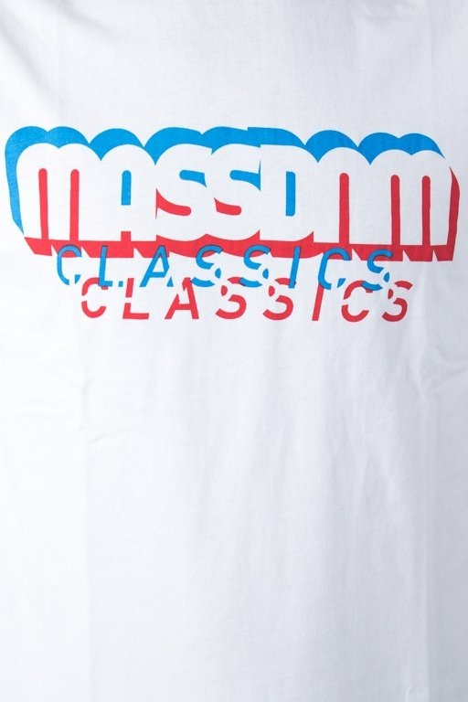 MASS T-SHIRT SACRIFICE WHITE