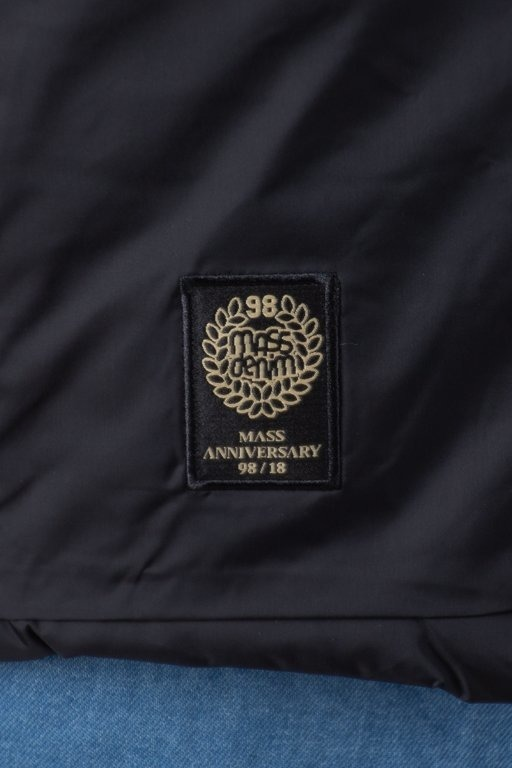 MASS WINTER JACKET CAMPUS BLACK