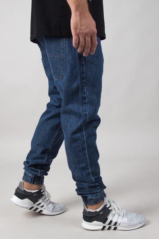 Mass Spodnie Jeansy Jogger Base Medium