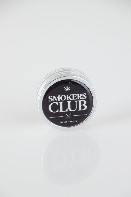 Młynek Diamante Wear Metalowy Smokers Club