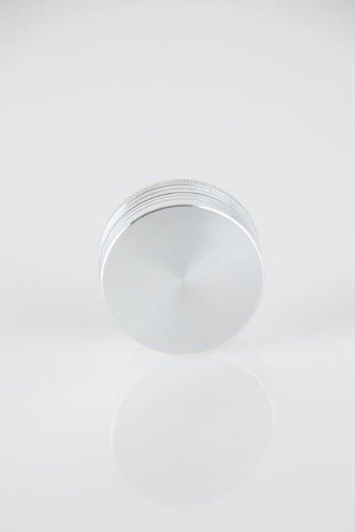 Młynek Diil Metalowy Plain Laur Silver White
