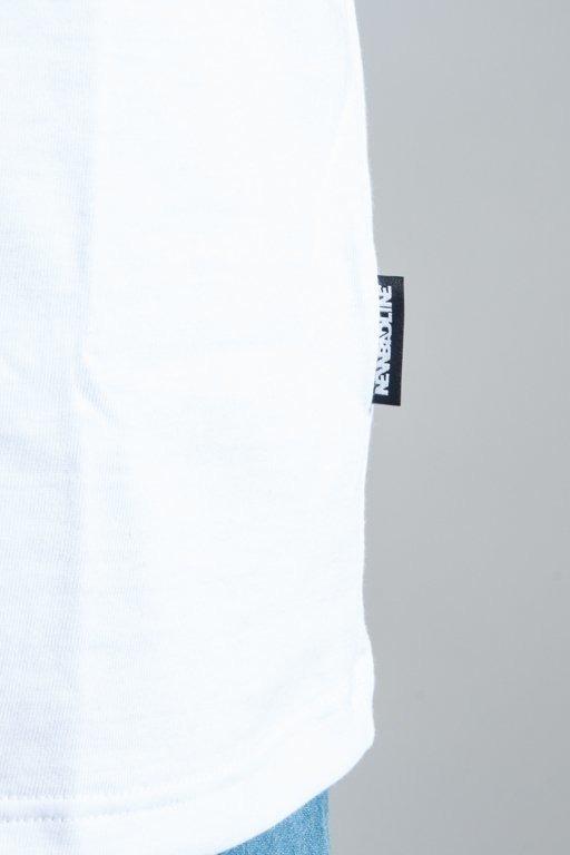 NBL x BLIND WEAR T-SHIRT FAJECZKI WHITE
