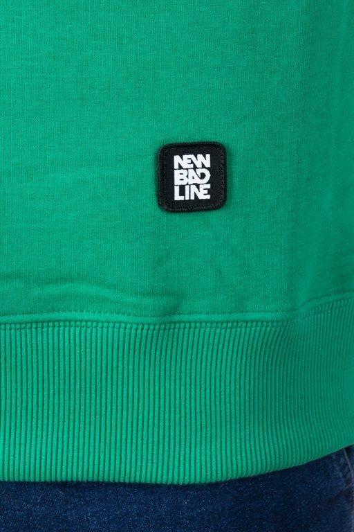 NEW BAD LINE CREWNECK ROMB GREEN