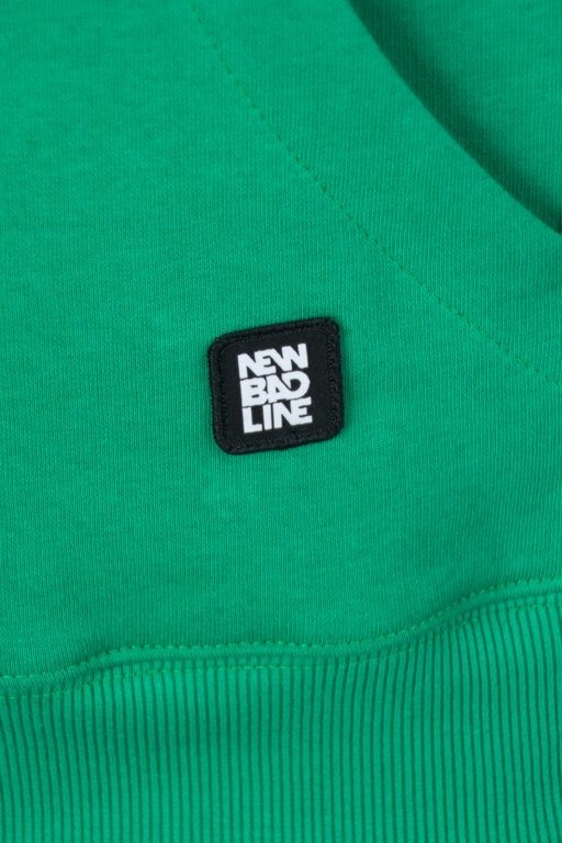 NEW BAD LINE HOODIE ICON GREEN