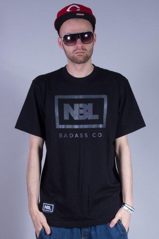 NEW BAD LINE KOSZULKA ICON BLACK-BLACK
