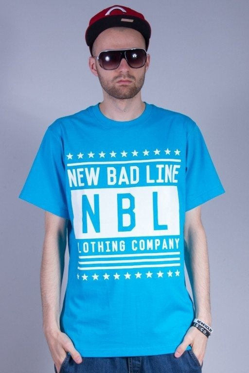 NEW BAD LINE KOSZULKA SWAG BLUE