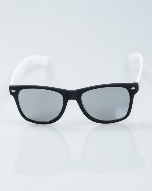 NEW BAD LINE OKULARY CLASSIC HALF RUBBER 1011