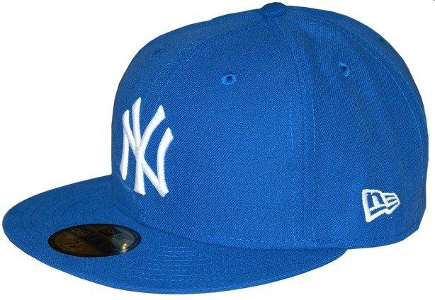NEW ERA CZAPKA NY NEW YORK YANKEES BASIC BLUE