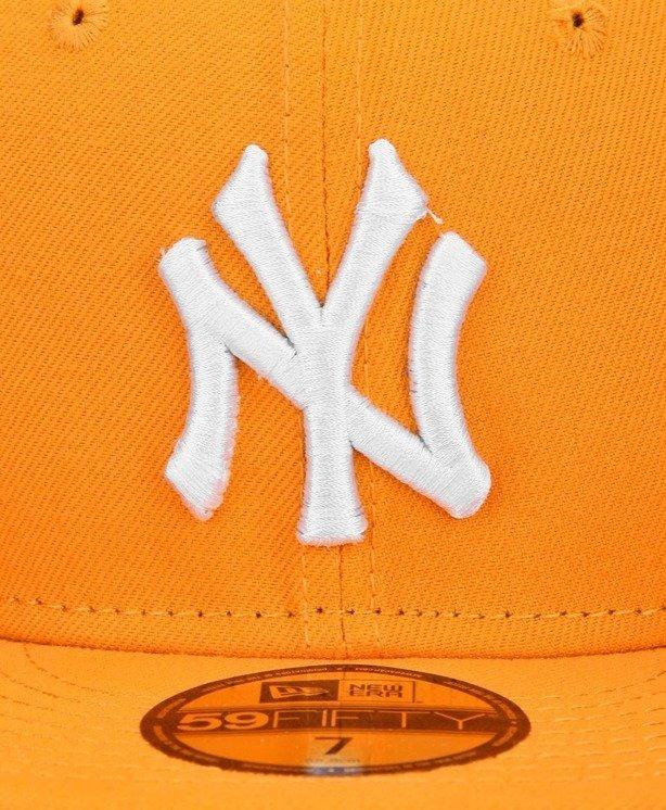NEW ERA CZAPKA NY NEW YORK YANKEES GOLD