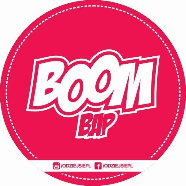 Odziejsie Vlepa Boom Bap Pink