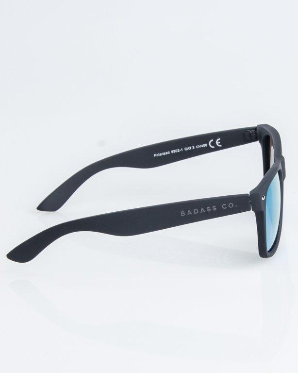 Okulary New Bad Line Classic Polarized Rubber 1258