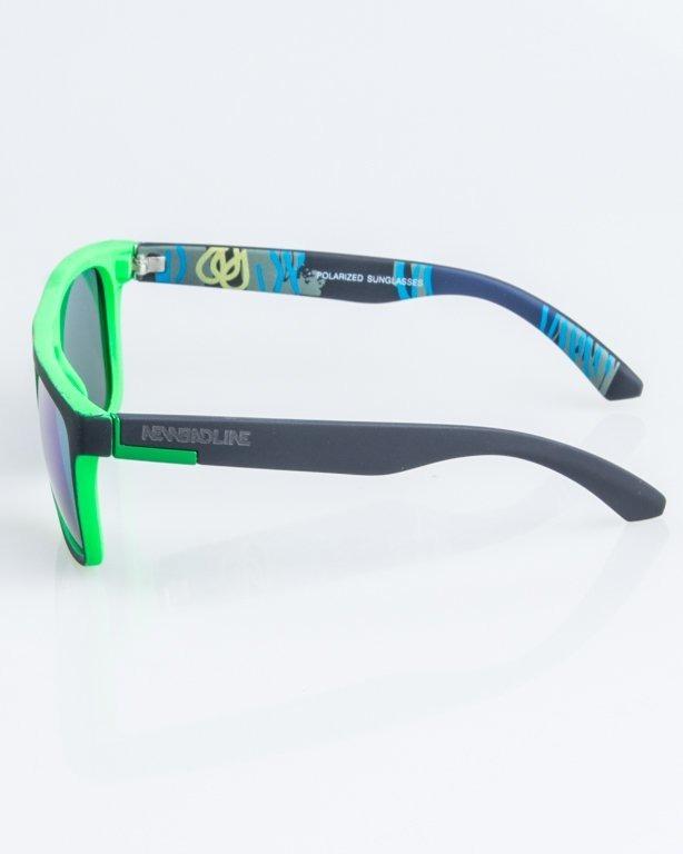 Okulary New Bad Line Comix Polarized Rubber 1263