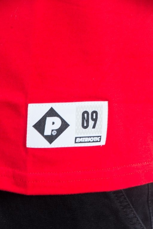 PATRIOTIC T-SHIRT CS TRIO BLACK-WHITE-RED