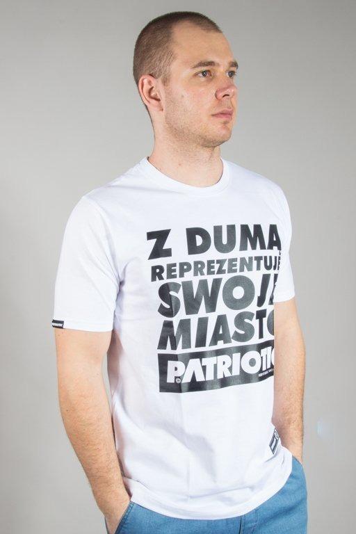 PATRIOTIC T-SHIRT REPREZENTUJE WHITE