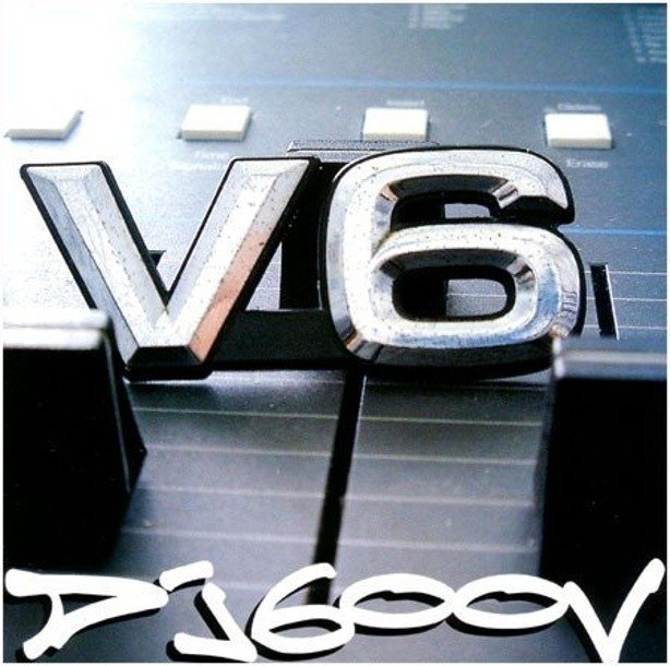 PŁYTA CD DJ 600V V6