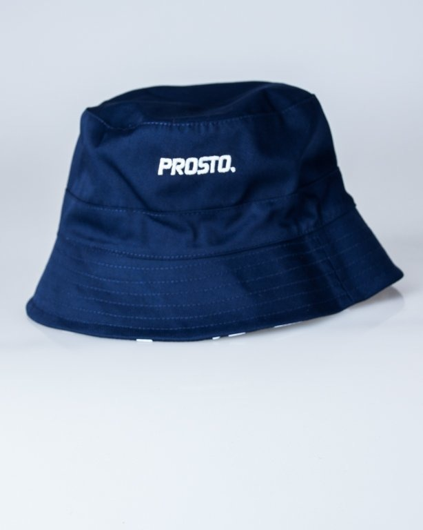 PROSTO BUCKET HAT ADVENTURE NAVY