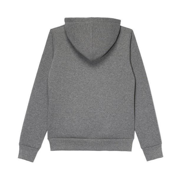 PROSTO HOODIE WOMAN SAUCY GREY