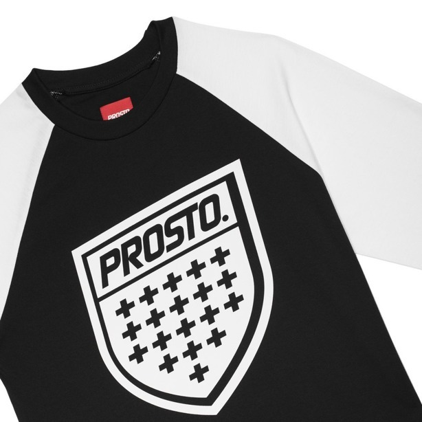 PROSTO LONGSLEEVE WOMAN FEISTY BLACK
