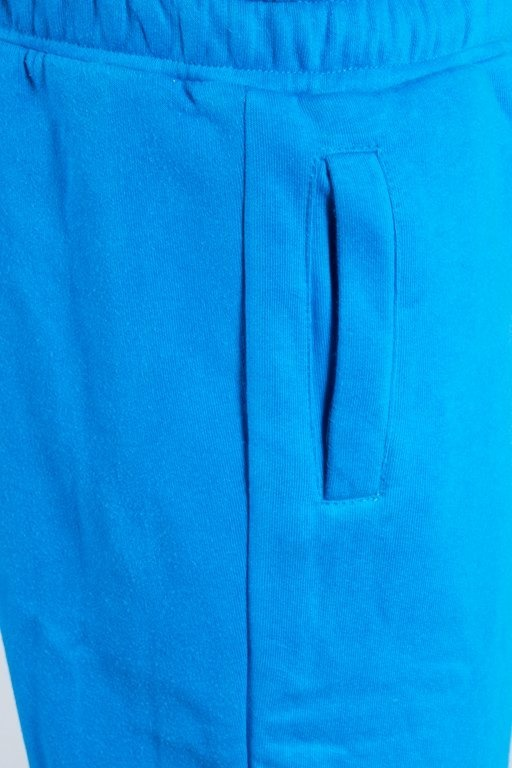 PROSTO SWEATPANTS SIDELOGO BLUE