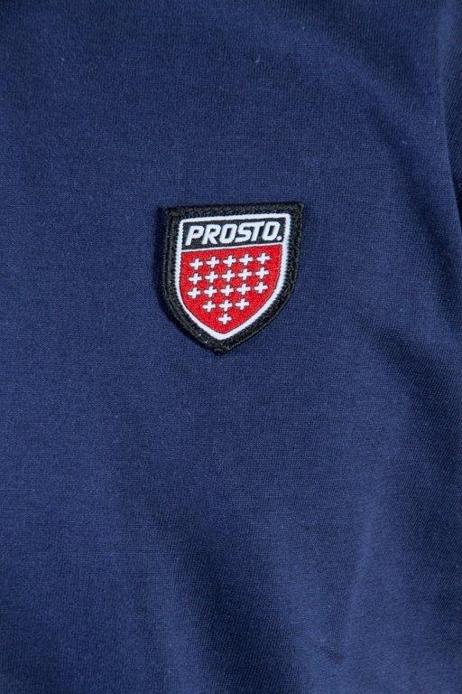 PROSTO T-SHIRT BASIC NAVY