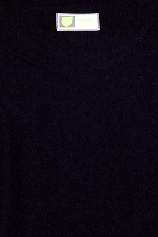 PROSTO T-SHIRT CROSS BLACK