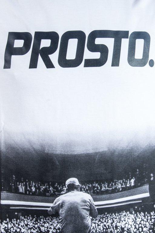 PROSTO T-SHIRT CROWD WHITE