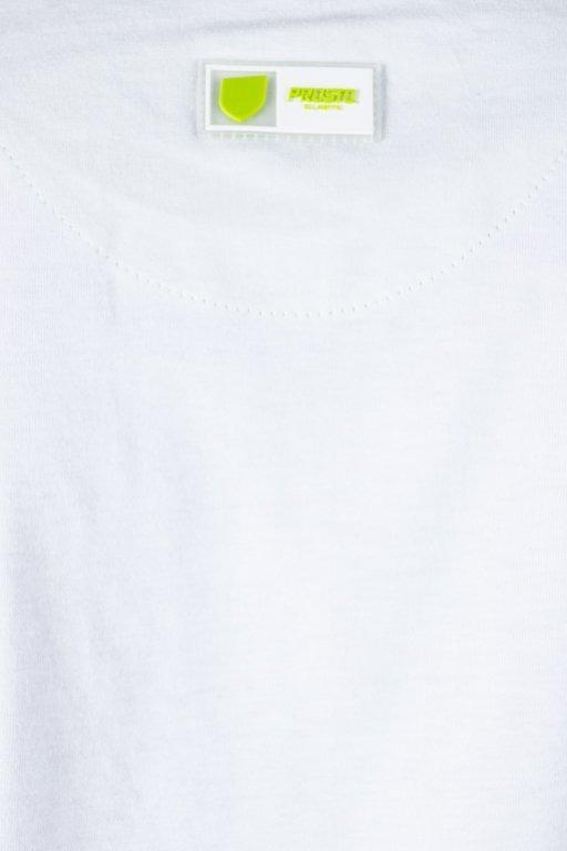 PROSTO T-SHIRT VIEW WHITE