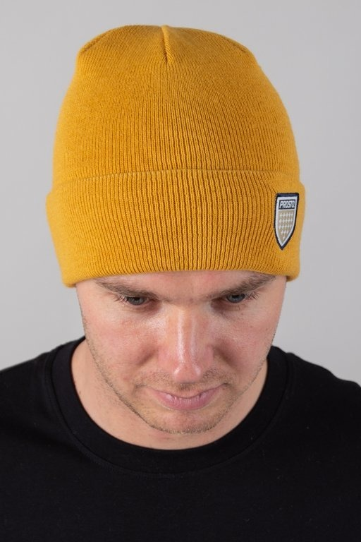 PROSTO WINTER CAP JAQBAS HONEY