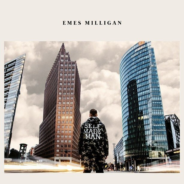 Płyta Cd Emes Milligan - Self-Made Man