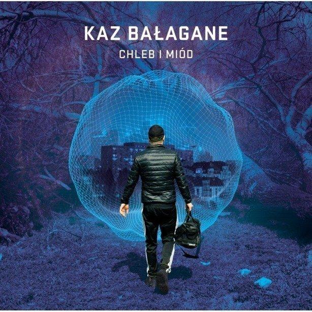 Płyta Cd Kaz Bałagane - Chleb i Miód