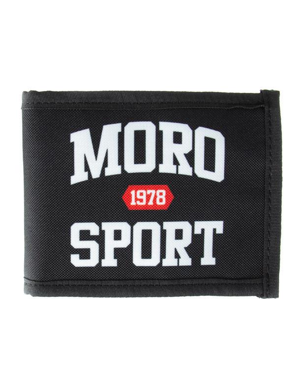 Portfel Moro Sport Black