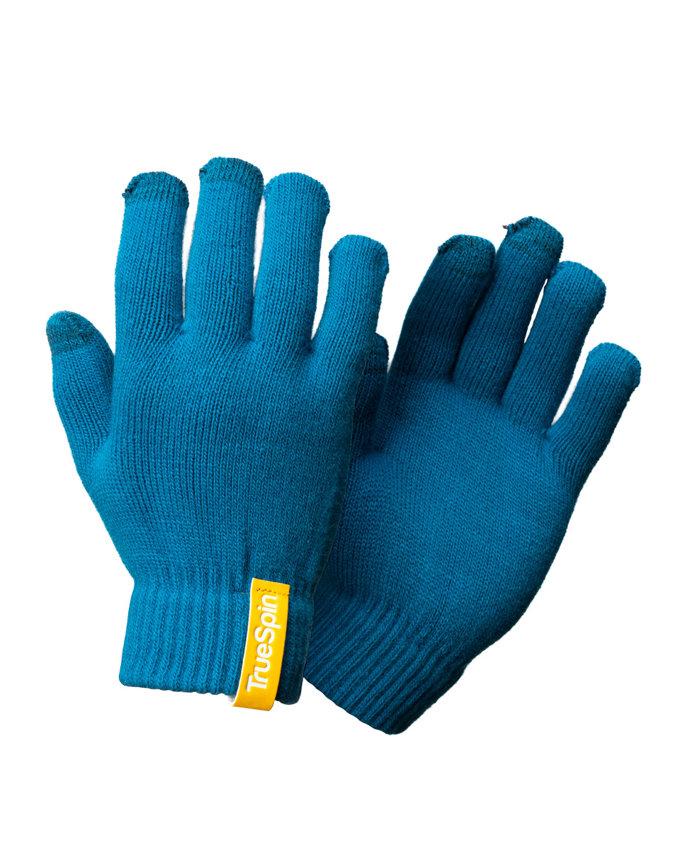 Rękawiczki Truespin Touch Petrol