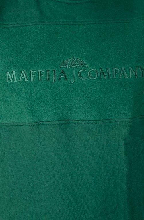 SB MAFFIJA CREWNECK CHAMELEON GREEN