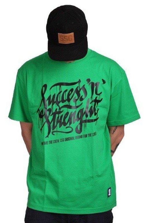 SSG KOSZULKA SUCCESS 2013 GREEN