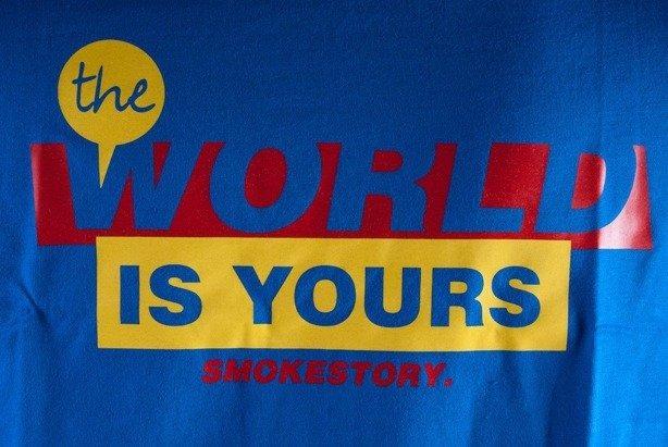 SSG KOSZULKA WORLD BLUE