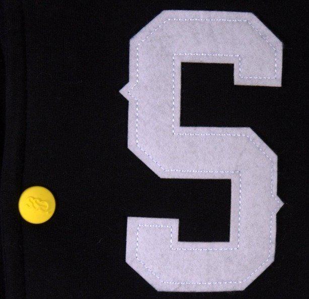 SSG KURTKA BASEBALL S BLACK