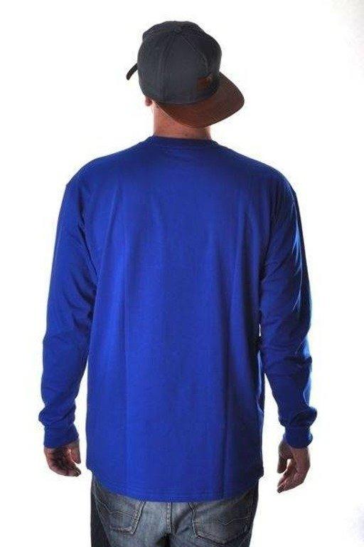 SSG LONGSLEEVE CROWN BLUE