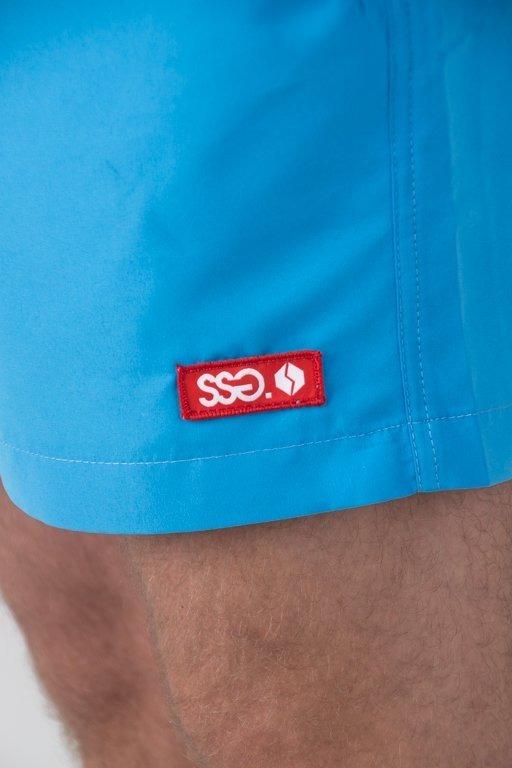 SSG SHORTS LOGO BLUE