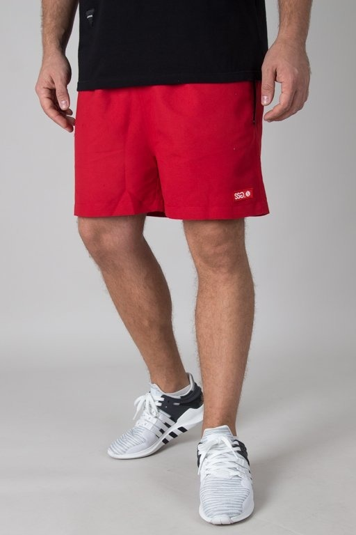 SSG SHORTS LOGO RED