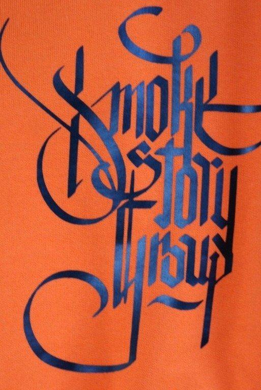 SSG SMOKE STORY GROUP BLUZA GOTHIC ORANGE