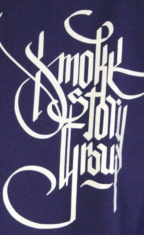 SSG SMOKE STORY GROUP BLUZA GOTHIC VIOLET