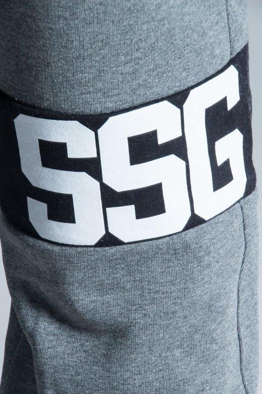 SSG SWEATPANTS 08 REGULAR GREY