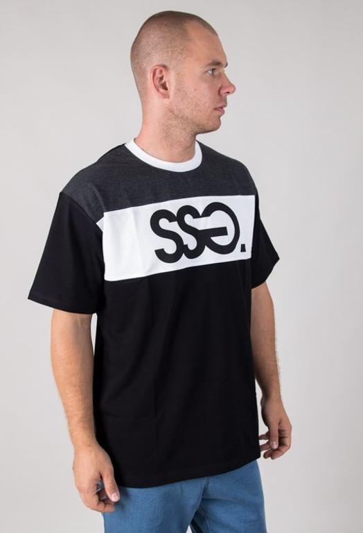 SSG T-SHIRT GRAY SSG GREY-BLACK
