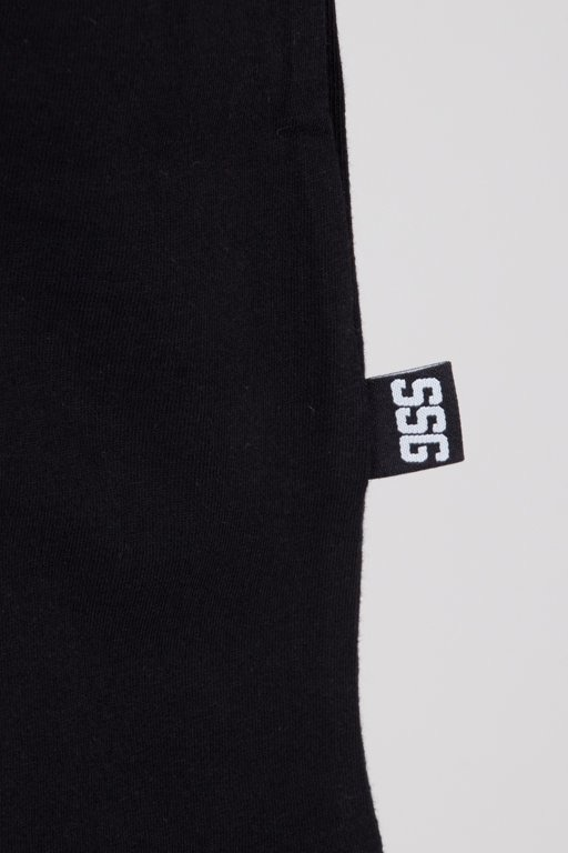 SSG T-SHIRT S-MORO BLACK