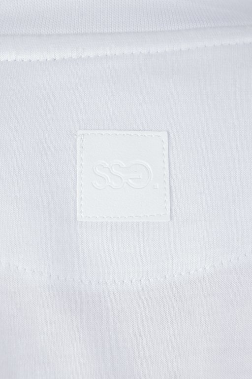 SSG T-SHIRT SLANT SSG WHITE-NAVY
