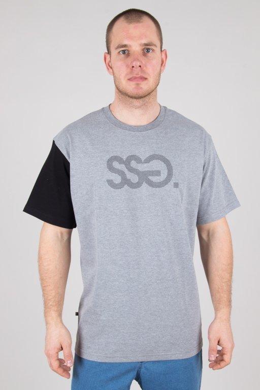 SSG T-SHIRT SSG SLEEVE MELANGE